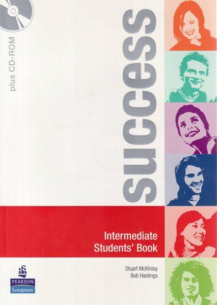 Success - Intermediate - SB+ CD- ROM - Stuart McKinlay, Bob Hastings