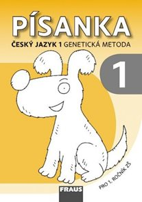 Písanka 1 pro Český jazyk 1. ročník - genetická metoda - vázané písmo