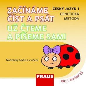 Český jazyk 1 - genetická metoda  - CD
