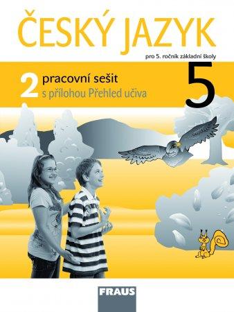 Český jazyk 5.ročník ZŠ - pracovní sešit 2 - Kosová J., Babušová G.