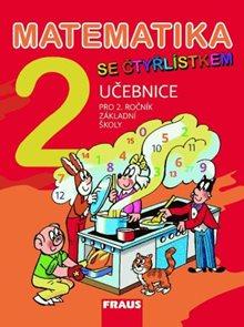 Matematika se Čtyřlístkem 2 - učebnice