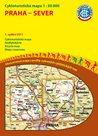 Praha - sever - cyklomapa Klub českých turistů 1:50 000