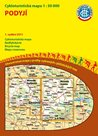 Podyjí -  cyklomapa Klub českých turistů 1:50 000 - 1. vydání 2011