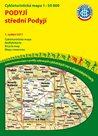 Podyjí - Střední Podyjí - cyklomapa Klub českých turistů 1:50 000 - 1. vydání 2011