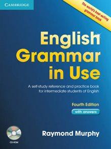 English Grammar in Use s klíčem 4. edice