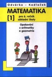 Matematika 6.r.-1.díl -  nové vydání
