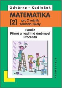 Matematika 7, 2.díl - nové vydání