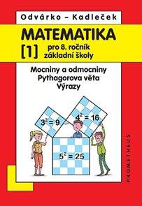 Matematika 8, 1.díl - nové vydání