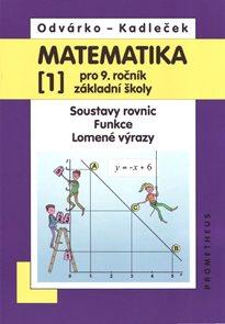 Matematika 9, 1.díl  - nové vydání