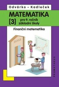 Matematika 9, 3.díl - nové vydání