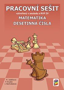 Matematika 6 - Desetinná čísla - pracovní sešit /NOVÁ ŘADA/