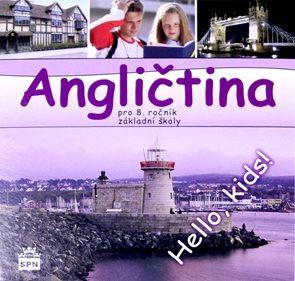 Angličtina 8.r. ZŠ - Hello kids! - CD