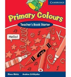 Primary Colours Starter Teachers Book