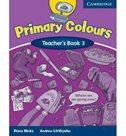 Primary Colours 3 Teachers Book