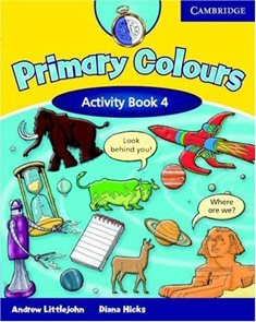 Primary Colours 4 Activity Book
