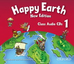 Happy Earth 1 - Audio Class CD NEW EDITION