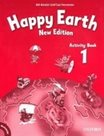 Happy Earth 1 - Activity Book + MultiROM NEW EDITION