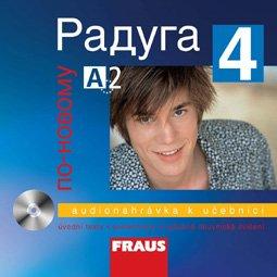Raduga po-novomu 4 - audio CD, A2