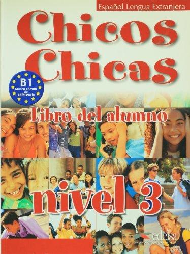 Chicos Chicas 3 - učebnice - Palomino M. A.