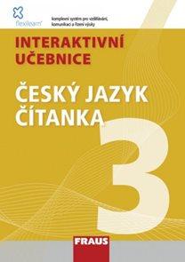 Český jazyk/Čítanka 3 i-učebnice, školní multilicence (verze 2011)