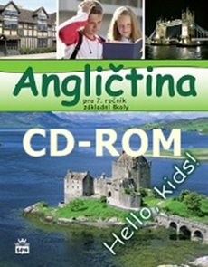 Angličtina 7.r. Hello kids! - audio CD