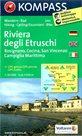 Riviera degli Etruschi -  č.2461 - 1:50 000 /Itálie/