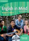 English in Mind 2 Students Book + DVD, 2. edice