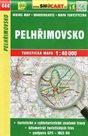 Pelhřimovsko - mapa SHOCart č.444 - 1:40 000