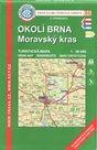 Okolí Brna - Moravský kras - mapa KČT č.86 - 1:50t