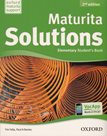 Maturita Solutions Elementary Students Book CZ, 2.ed.