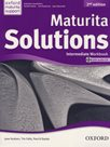 Maturita Solutions Intermediate Workbook CZ + CD, 2. edice