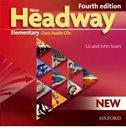 New Headway Elementary Class Audio CDs, 4. edice