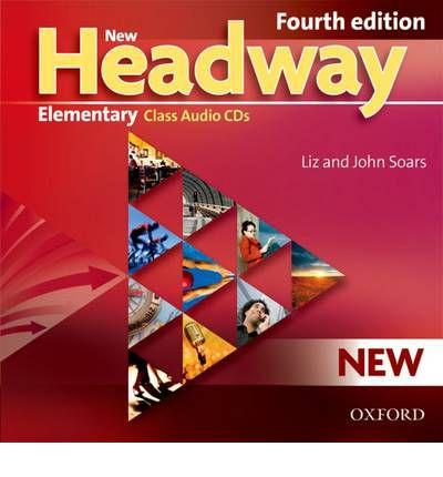 New Headway Elementary Class Audio CDs, 4. edice - John Soars, Liz Soars