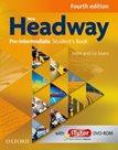 New Headway Pre-Intermediate Students Book