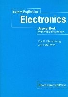 Oxford English for Electronics Answer Book