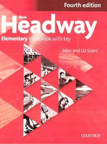 New Headway Elementary Fourth edition Workbook with key with iCHECER CD- ROM PACK