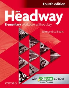New Headway Elementary 4th Edition Work Book without Key