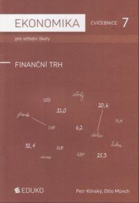 Ekonomika pro SŠ-Cvičebnice 7 - Finanční trh