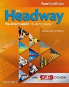 New Headway pre-intermediate Fourth Edition SB + onLine Skills