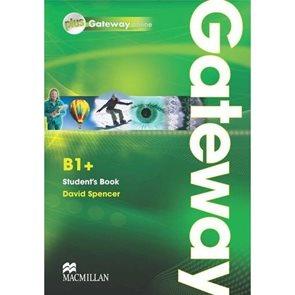 Gateway B1+  students book + maturitní cvičné testy
