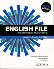 English File Pre-intermediate third edition Students Book s anglicko-českým slovníčkem