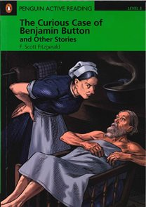 The Curious Case of Benjamin Button and Other Stories with CD-ROM and MP3 - Readers level 3 - Pre-in