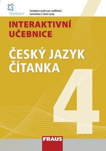 Český jazyk/Čítanka 4 i-učebnice, školní multilicence (verze 2011)