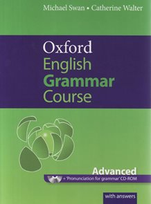Oxford English Grammar Course - Advanced with answers + CD-ROM