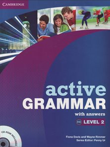 Active Grammar 2 with answers, key - Level 2 (B1-B2)