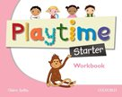 Playtime - Starter - Work Book, pracovní sešit angličtiny pro MŠ