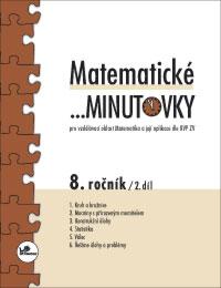 Matematické minutovky 8.r. 2.díl