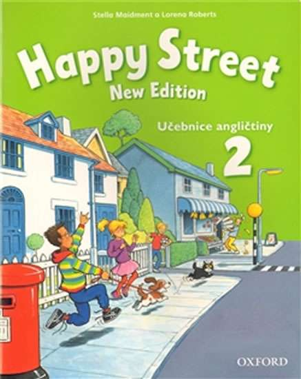 Happy Street 2 NEW EDITION Class Book (CZ)