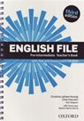 English File Pre-intermediate, 3. vydání Teacher´s Book with Test and Assessment CD- ROM