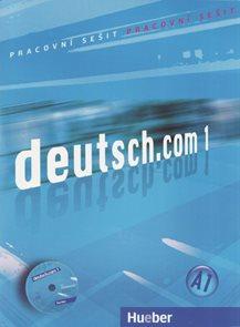 Deutsch.com 1 - pracovní sešit CZ A1
